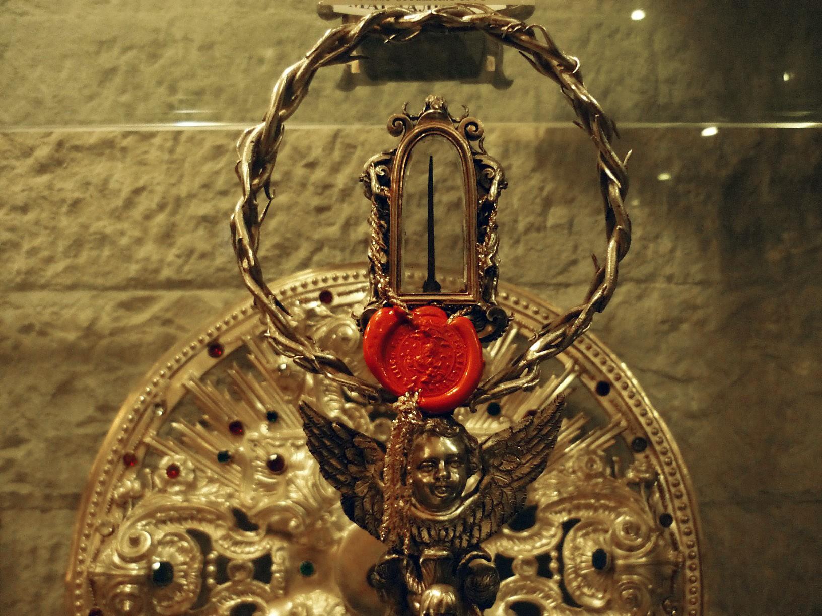 В российскую столицу привезли сокровища Людовика Святого— Эпоха средневековья