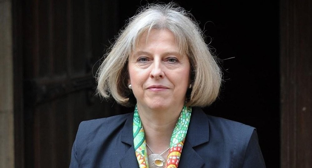 Премьер Англии отказалась отчипсов навремя поста