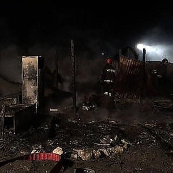 Два мигранта погибли из-за пожара витальянском лагере для временных рабочих