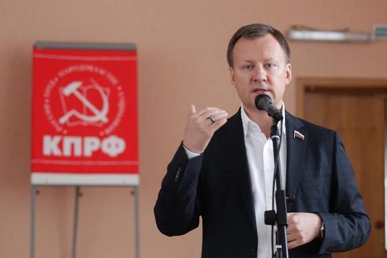 Бывший чиновник Государственной думы Вороненков, сбежавший на Украинское государство, объявлен вмеждународный розыск