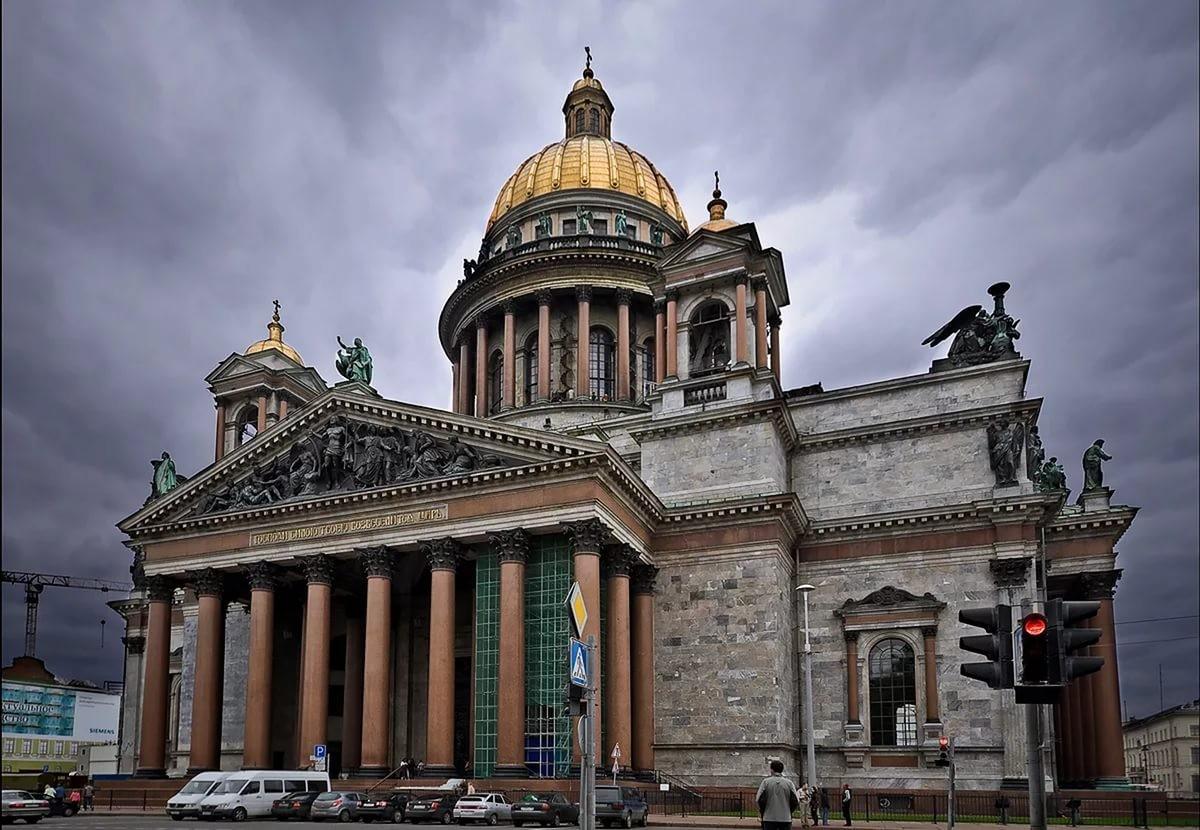 ВПетербурге подан новый иск о легальности передачи Исаакиевского храма РПЦ