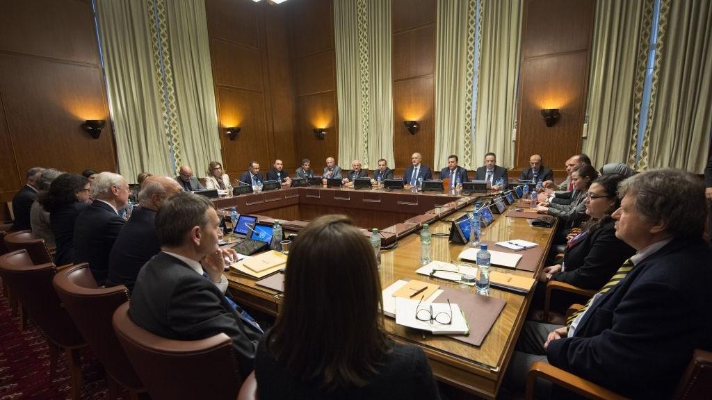 Новый раунд межсирийских переговоров пройдет вЖеневе 20марта