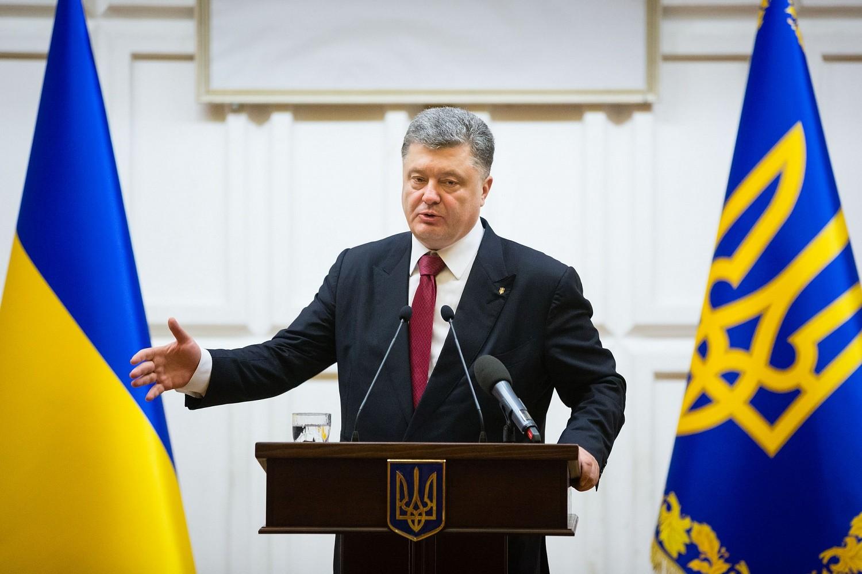 П.Порошенко объявил, что неставил перед собой цель стать Президентом