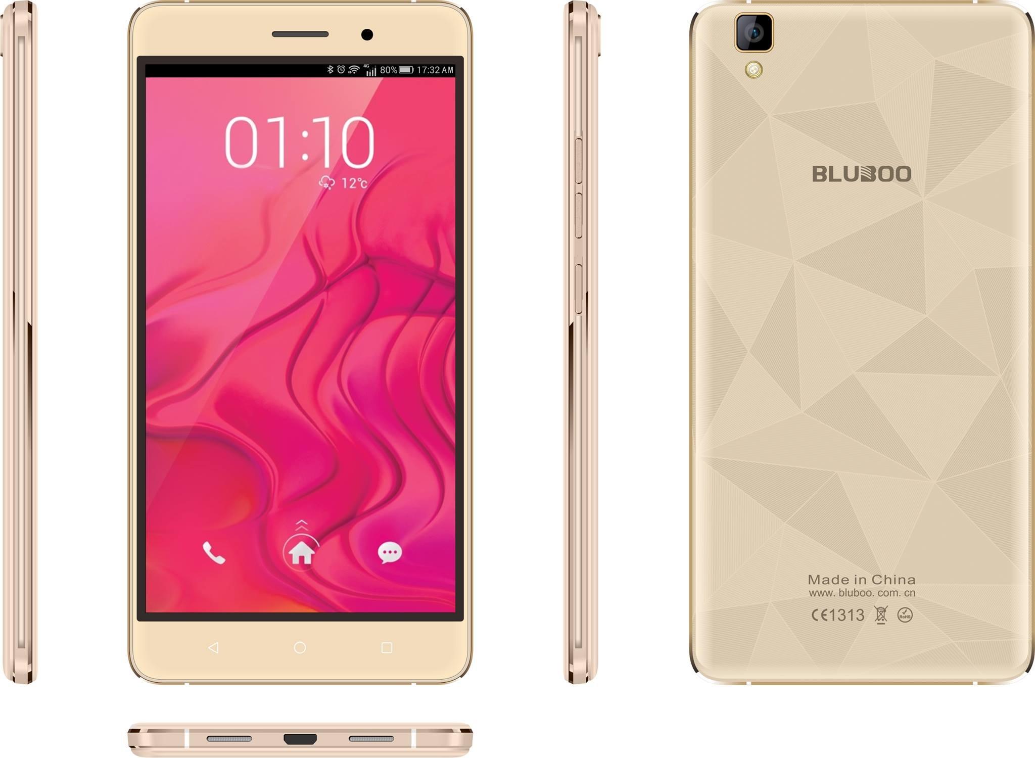 Bluboo готовит квыходу новый смартфон R1