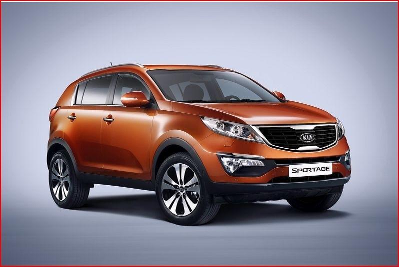 Киа отчиталась орезультатах продаж на русском рынке автомобилей