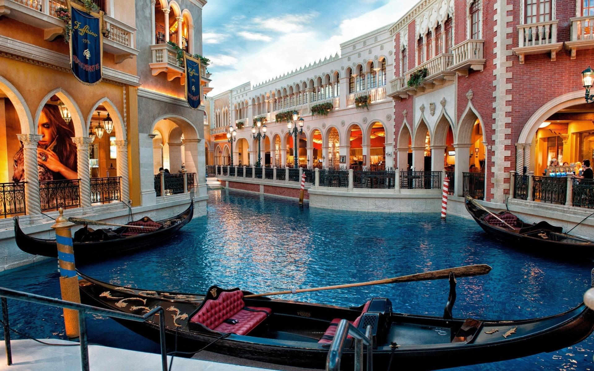 Венеция вскором времени целиком уйдёт под воду
