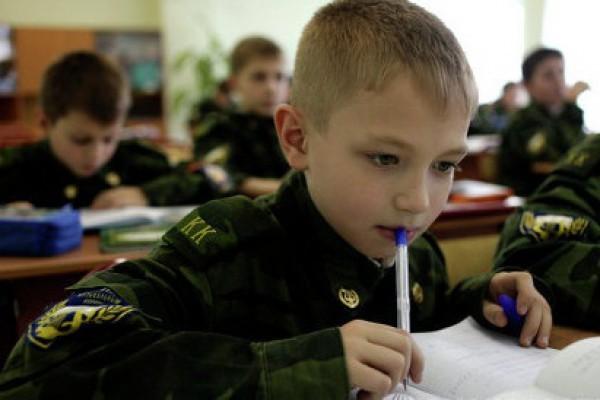 В столице воспитанники элитного кадетского корпуса избили 12-летнего ребенка