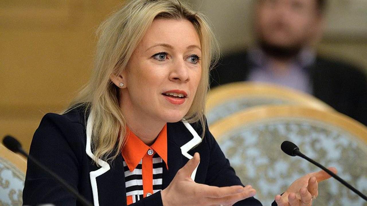 Мария Захарова поведала, как разжечь новейшую гражданскую войну вСША