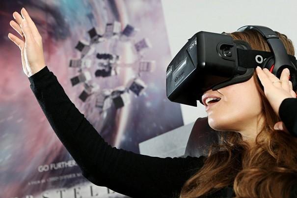 Компания IMAX создаст первые кинотеатры виртуальной реальности