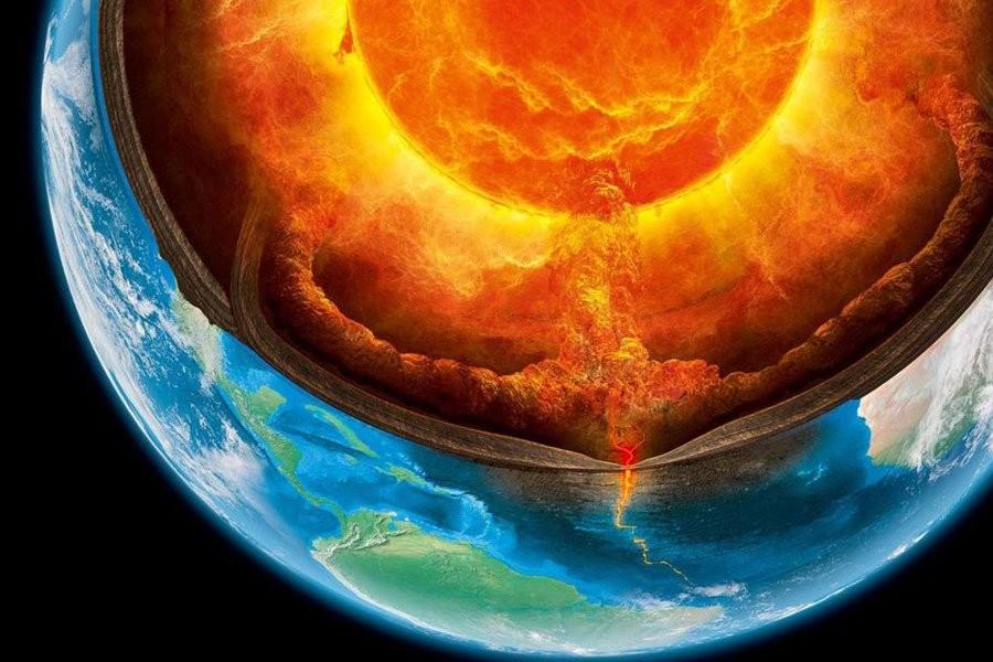 Ученые собираются путешествовать кцентру Земли
