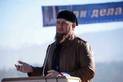 Кадыров раскритиковал запрет наношение религиозной одежды
