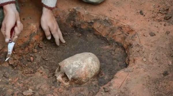 Ученые обнаружили черепа неизвестного вида людей