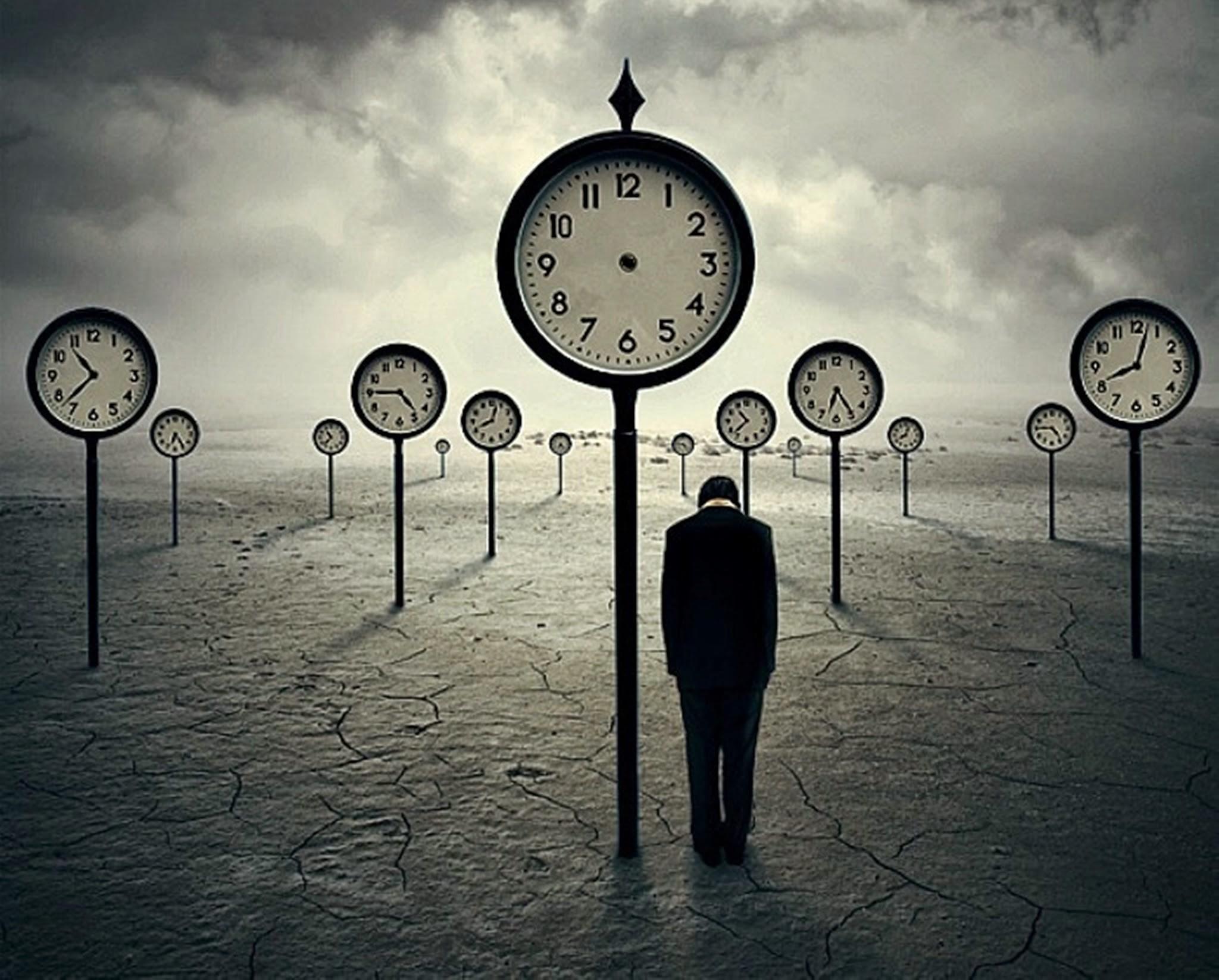 Ученые: Время воВселенной начало замедлять собственный бег