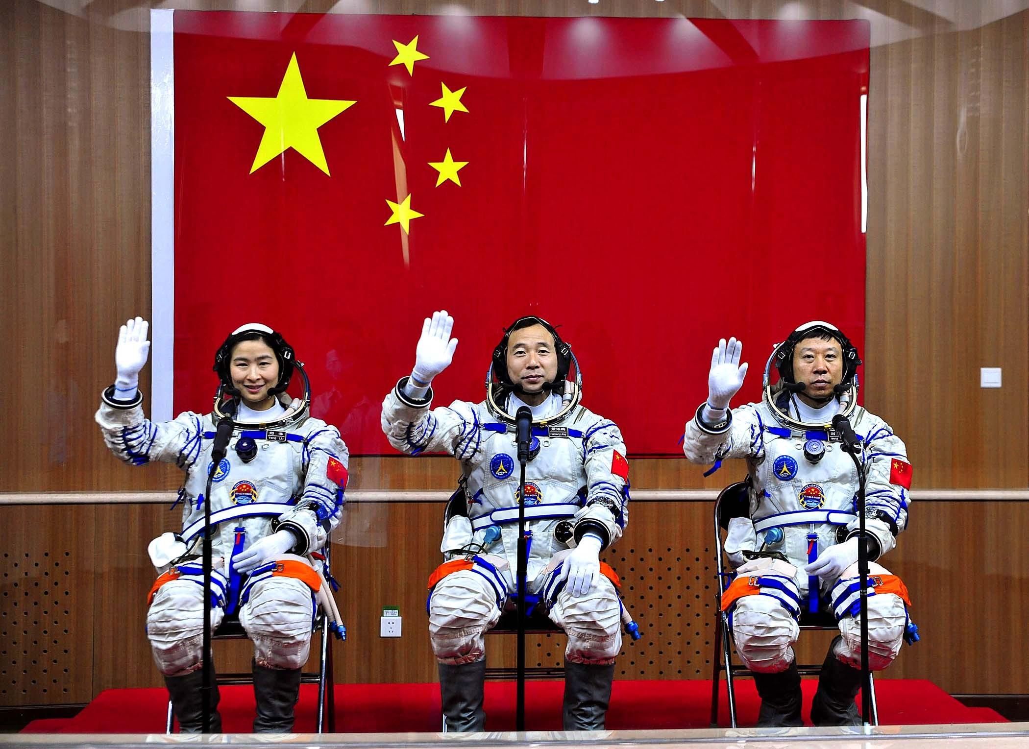 Новый отбор космонавтов вКитайской республике проведут в этом 2017г.