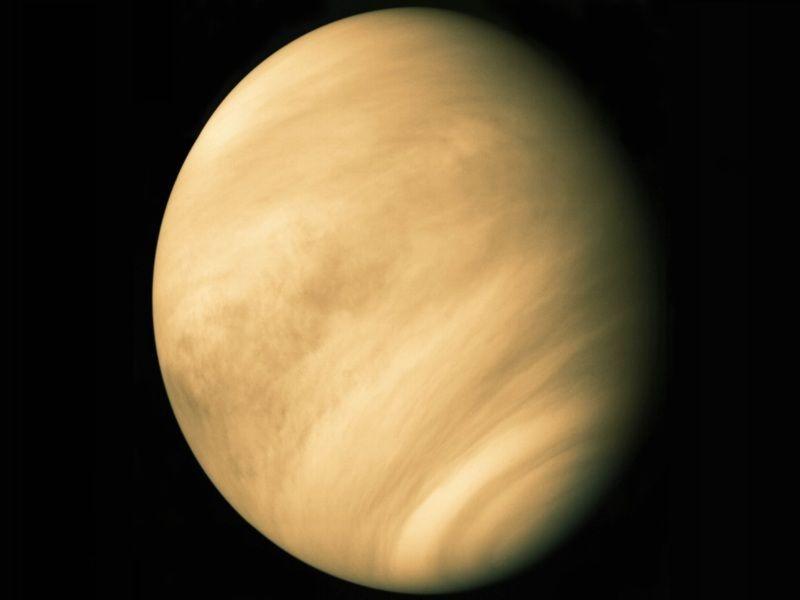 Единственный зонд наорбите Венеры остался без камер