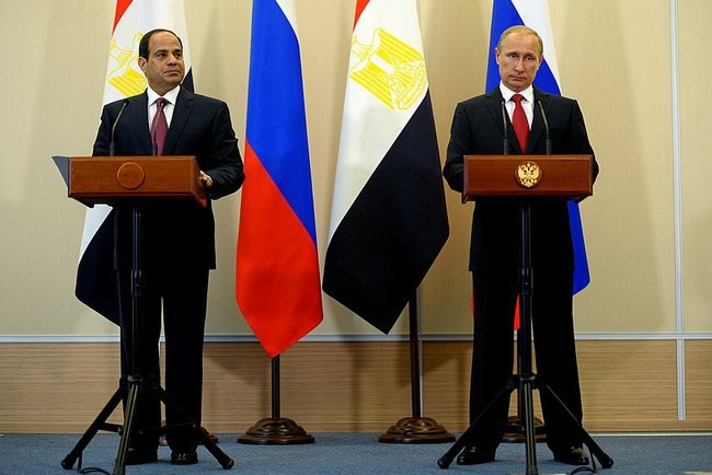 РФ иЕгипет будут сотрудничать намежпарламентских площадках— Константин Косачев