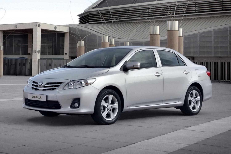 Тойота Corolla стала самой известной моделью навторичном русском рынке