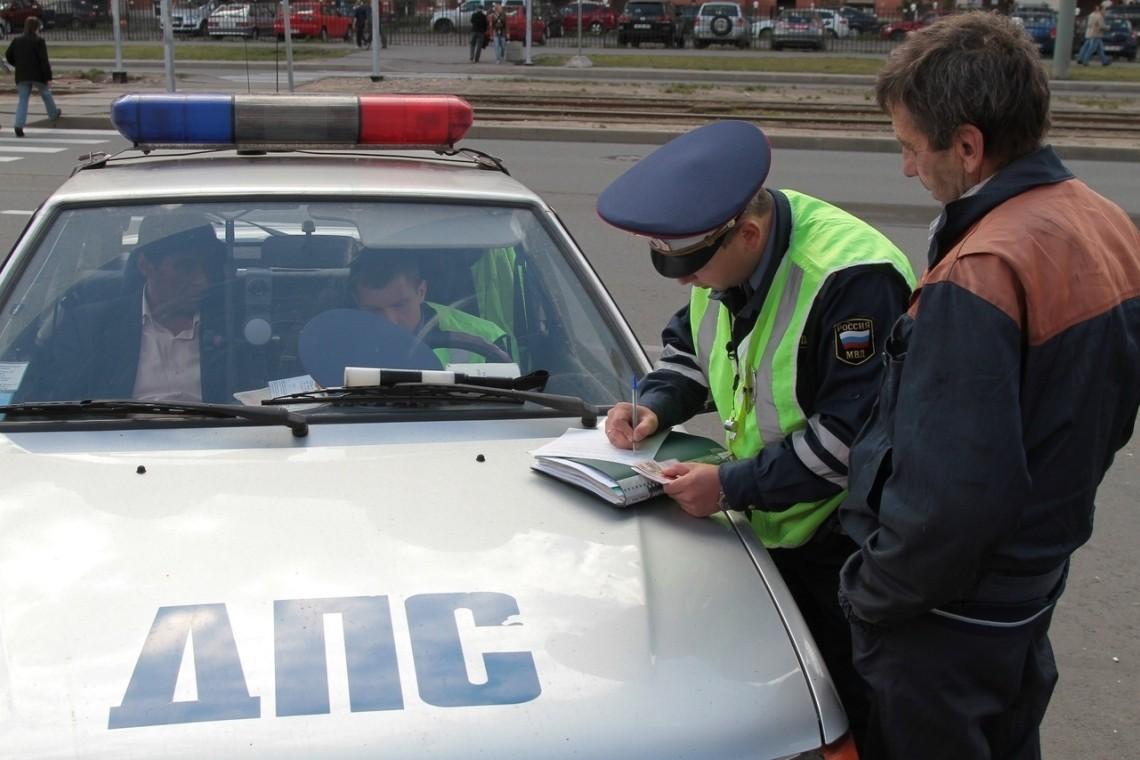 В государственной думе планируют поменять размеры некоторых штрафов для водителей