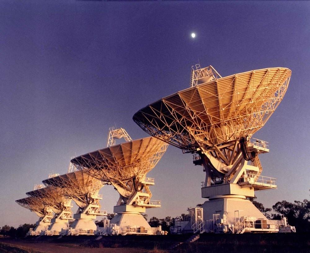 Мощнейший радиотелескоп несомненно поможет в исследовании черной дыры