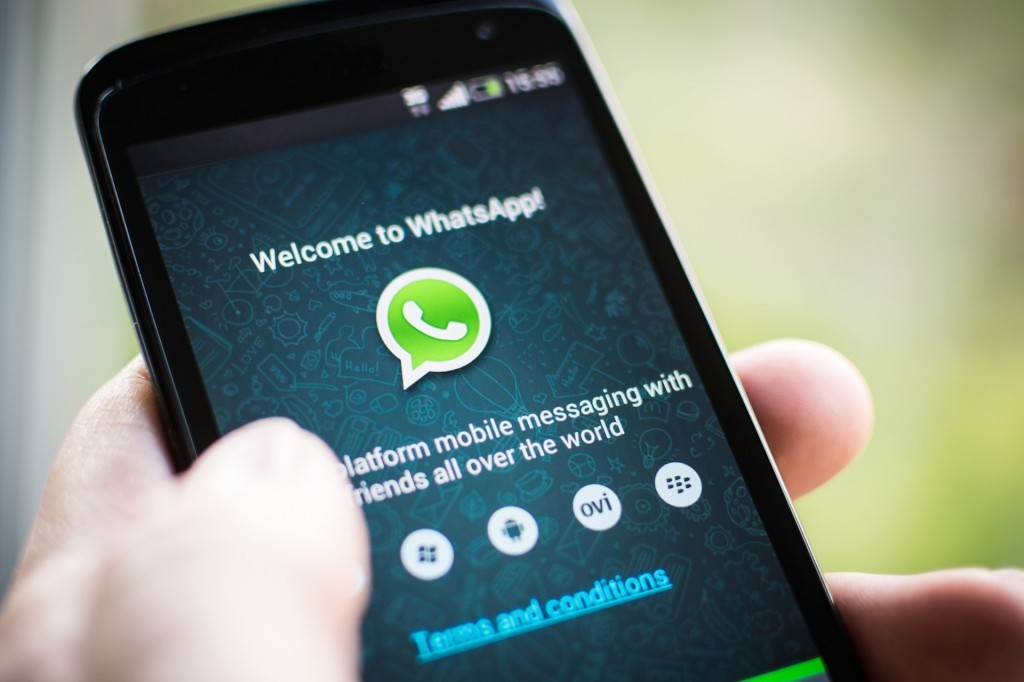 WhatsApp иViber более  известные  мессенджеры в РФ