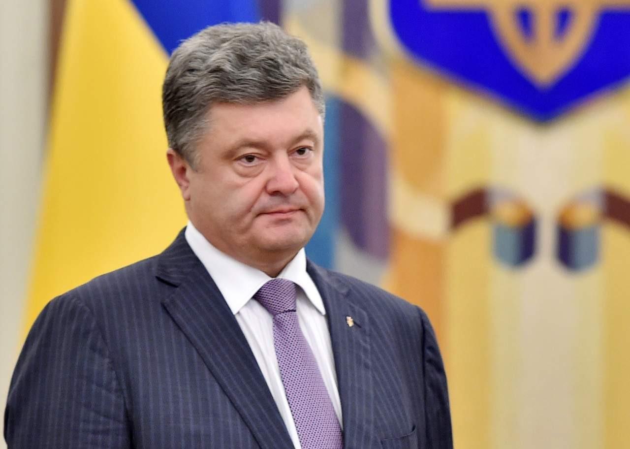Киев представит «доказательства правонарушений России» вГааге— Порошенко