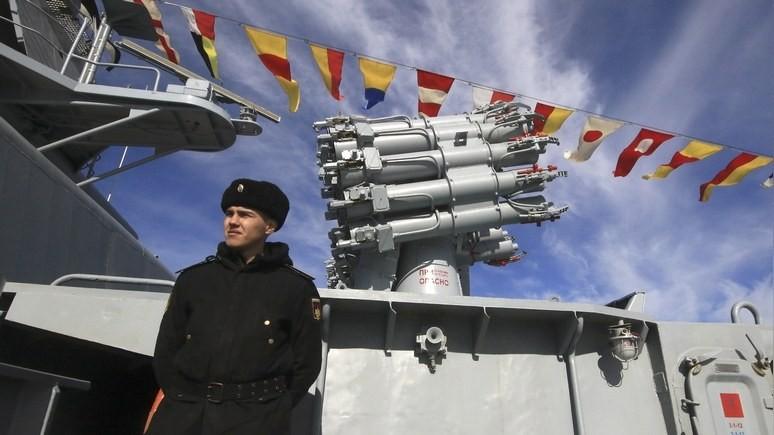 СМИ узнали, как русский флот может «парализовать» Европу