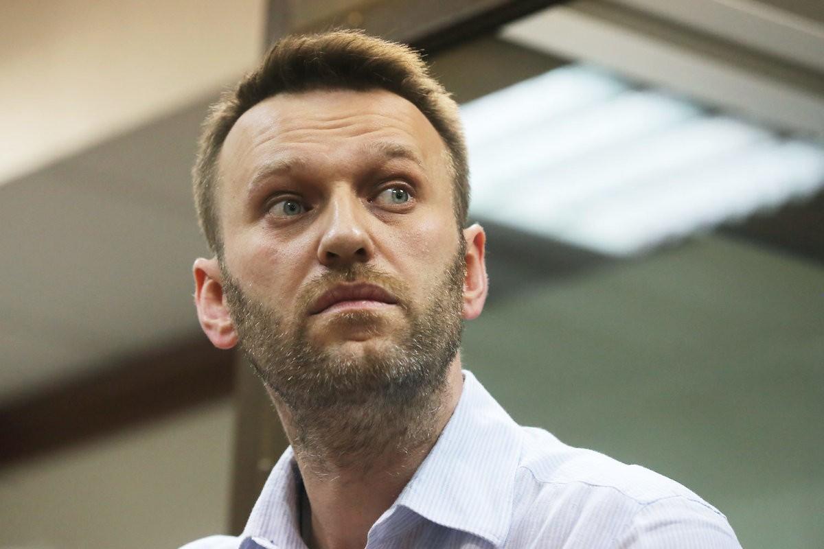 ВНижнем Новгороде залили монтажной пеной дверь штаба Навального