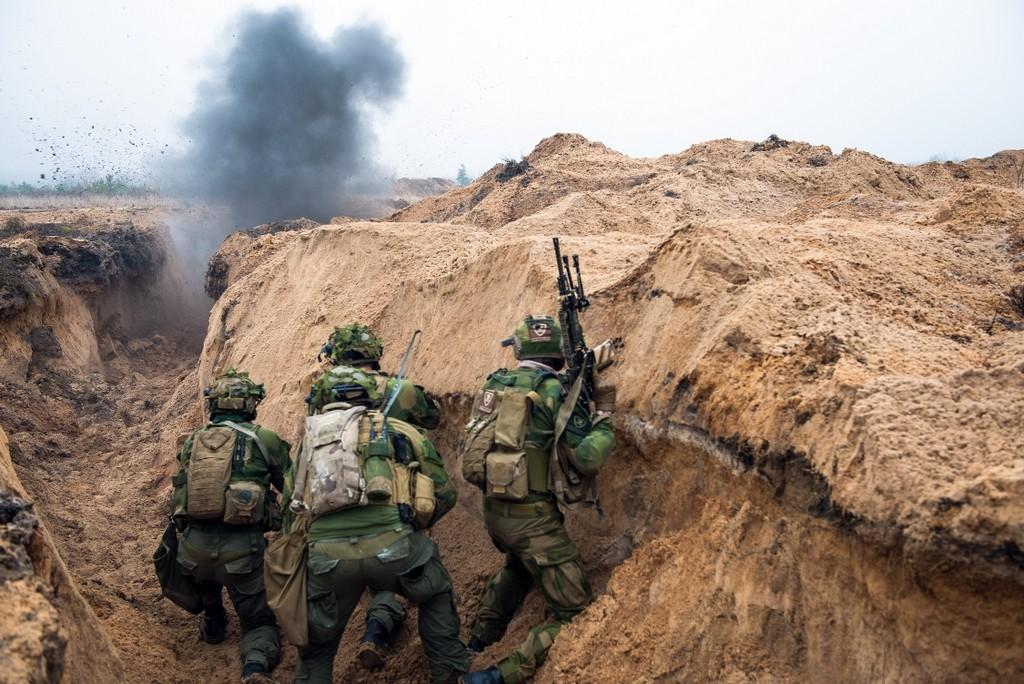 Учения НАТО вНорвегии пройдут уграниц сРоссией