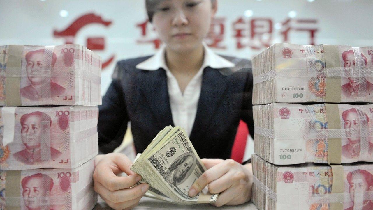 Банковская система Китая стала мировым лидером
