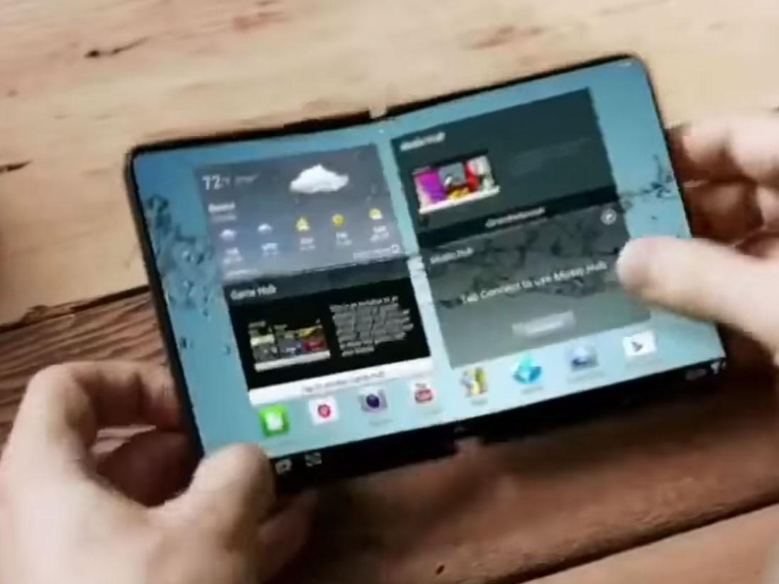 Компания Samsung зарегистрировала Galaxy X