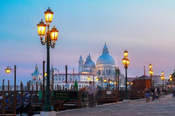 Венеция на100% погрузится вводу спустя десятилетия
