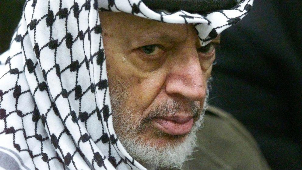 Нетаньяху обещал недопустить появления вИзраиле улиц Арафата