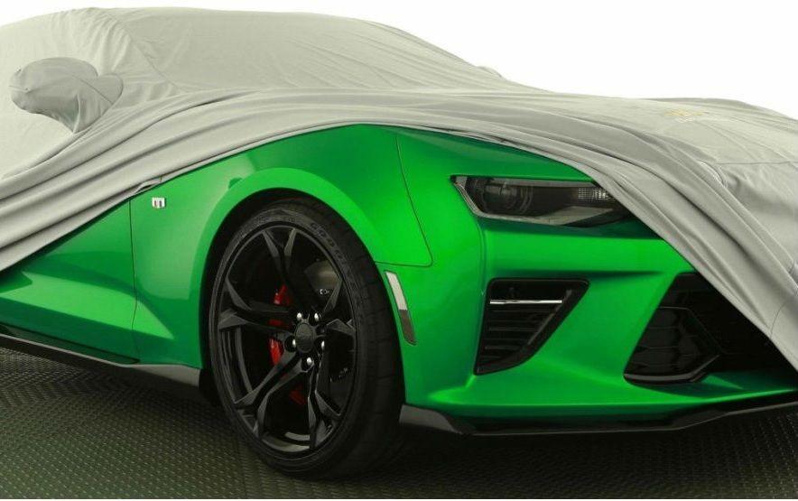 Шевроле представит вЖеневе спорткар Camaro Track Concept