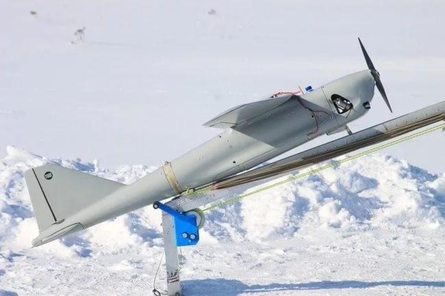 Соединенные Штаты тестируют беспилотник для исследования Арктики