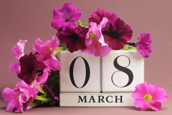 ВНью-Йорке подчеркнули восьмое марта
