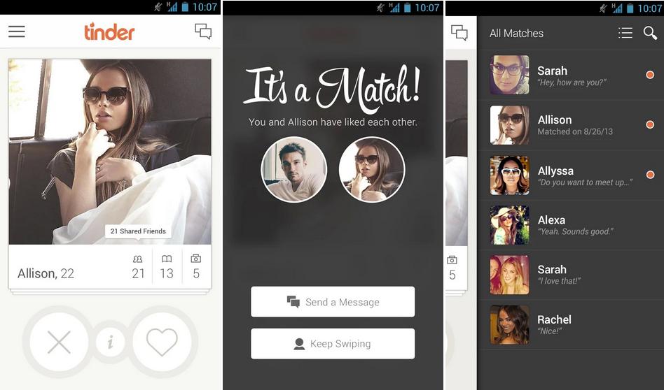 Tinder сайт знакомств на русском скачать приложение
