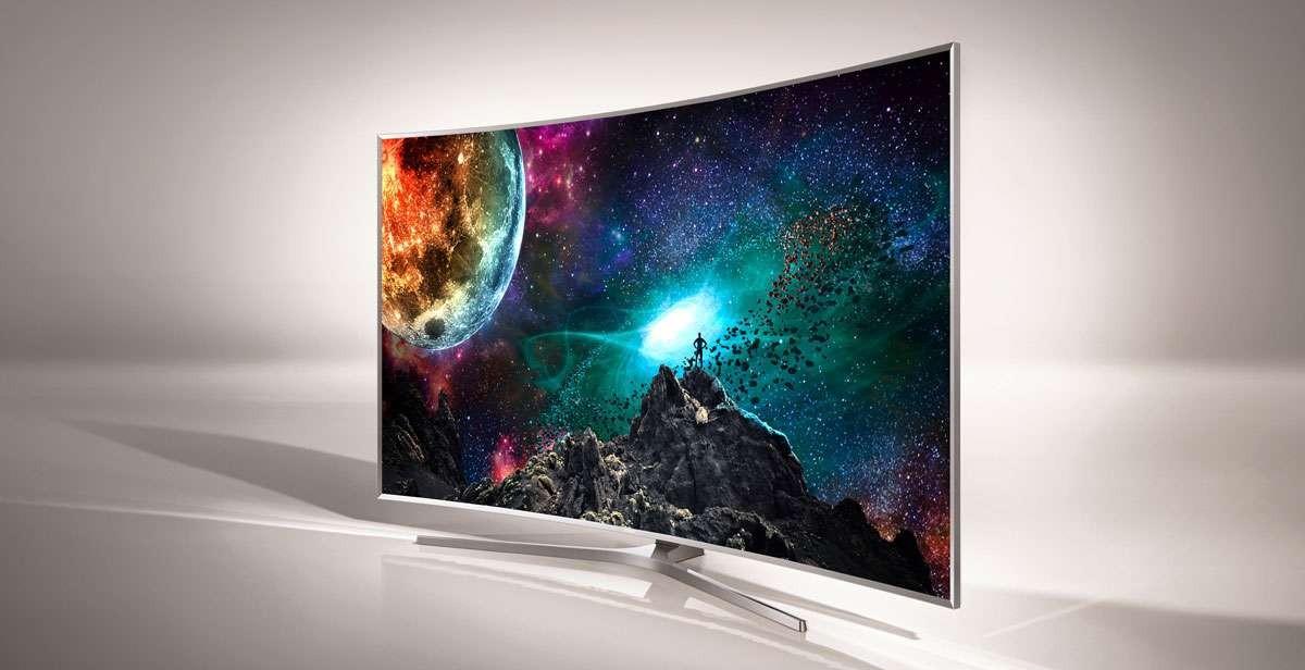 Самсунг весной вмире начинает продажи инновационных телевизоров