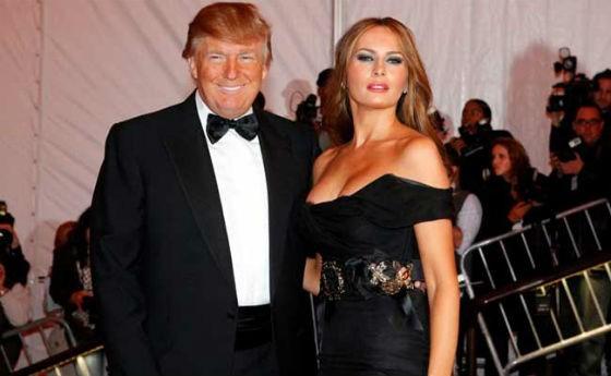 Трамп отказался поздравлять женщин с8Марта