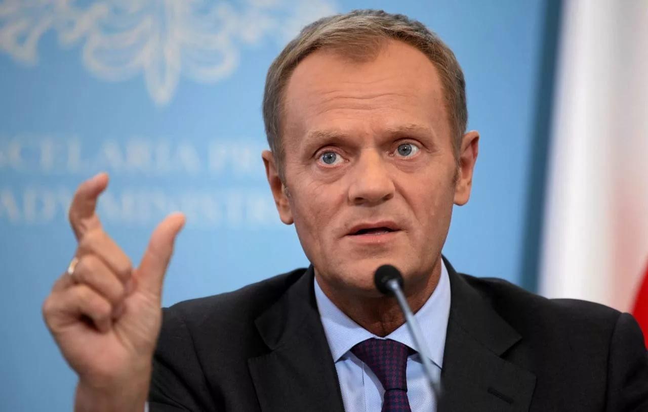 Дональда Туска переизбрали напост руководителя Европейского совета