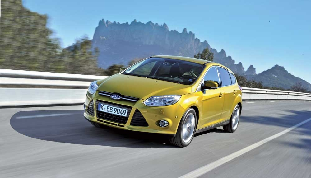 Нарынке РФ набирают популярность авто Форд стурбомоторами