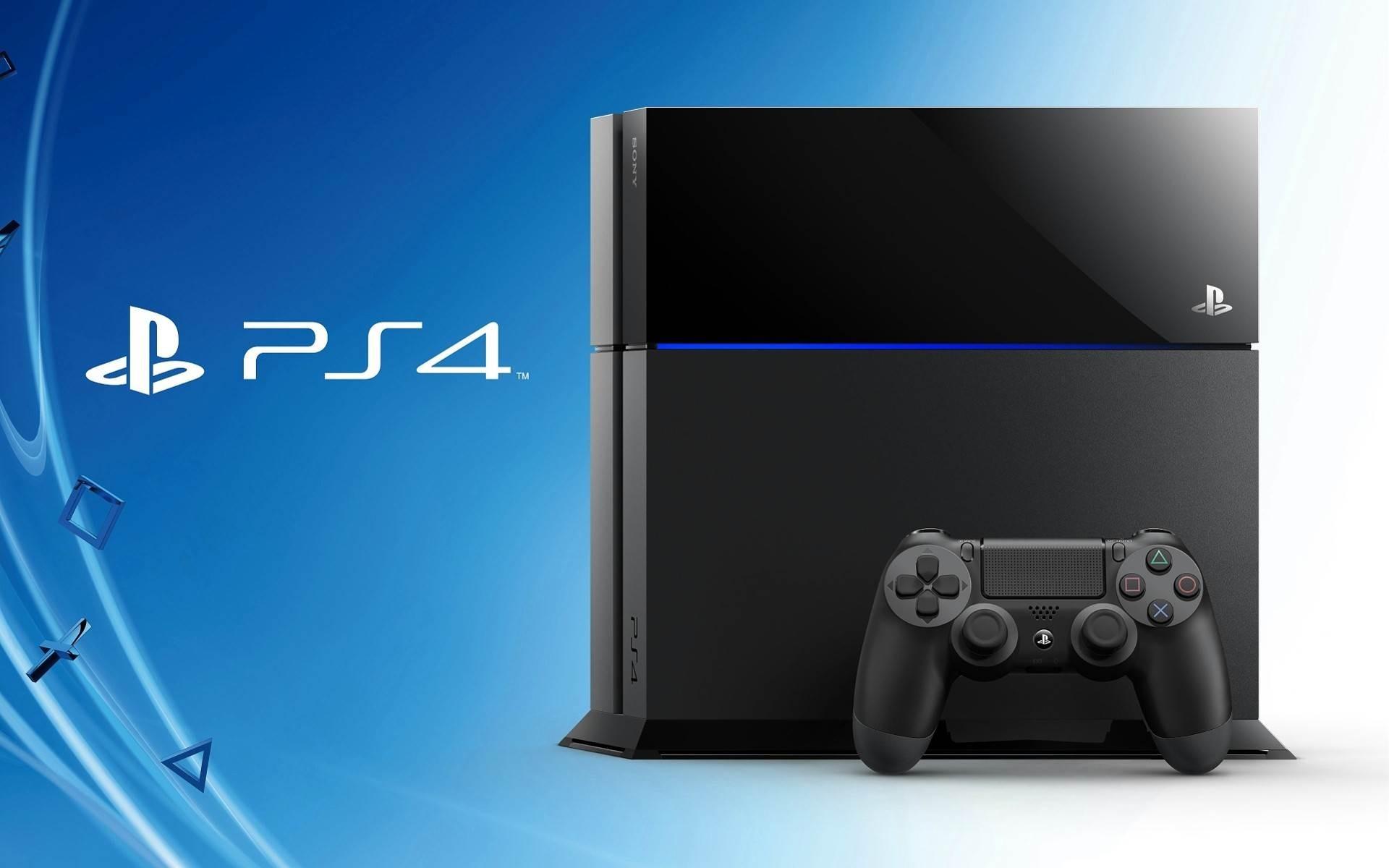 Сони выпустила новейшую прошивку для PS 4