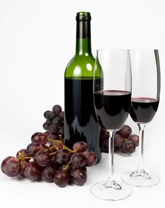 Красное вино сдерживает старение мозга— Ученые