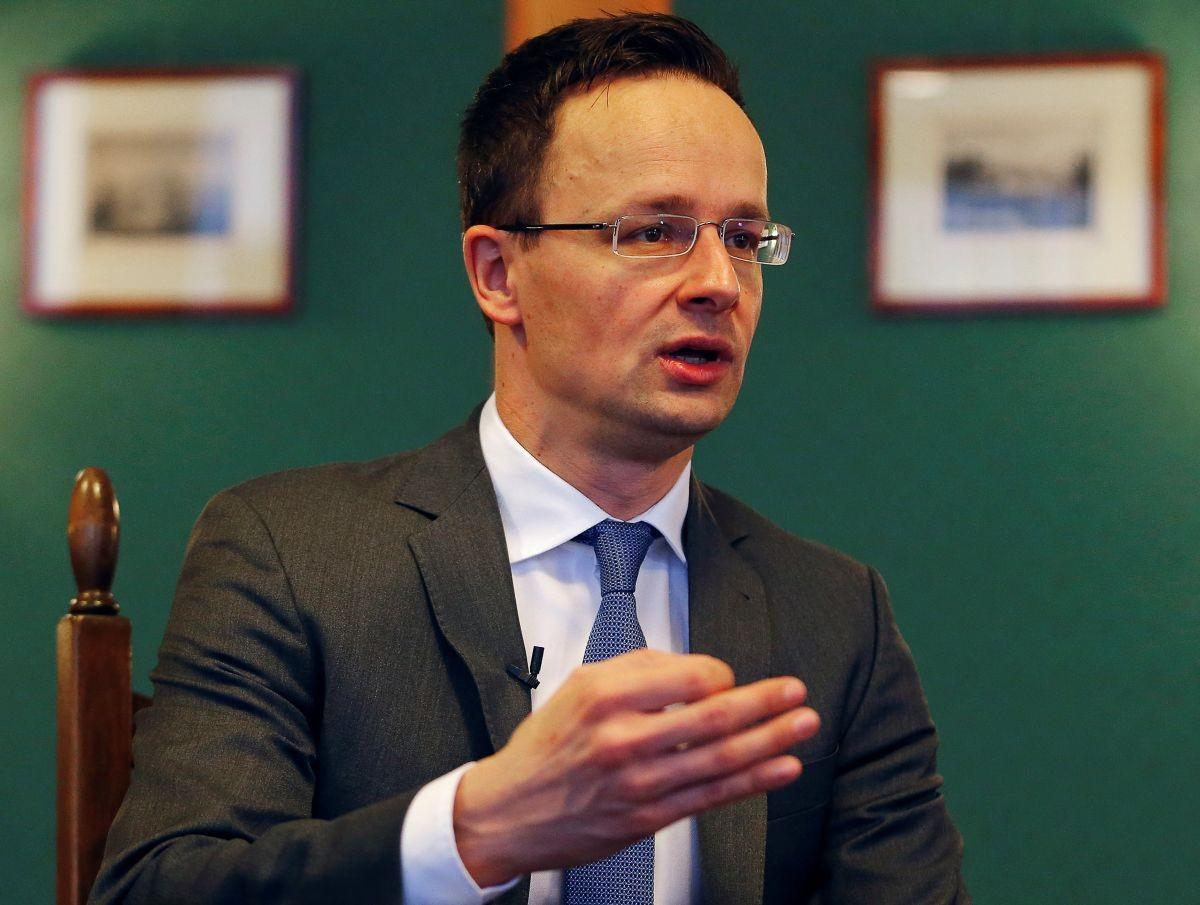 МИД Венгрии: санкцииЕС вотношении России безрезультатны