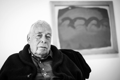 Британский художник Говард Ходжкин скончался в английской клинике