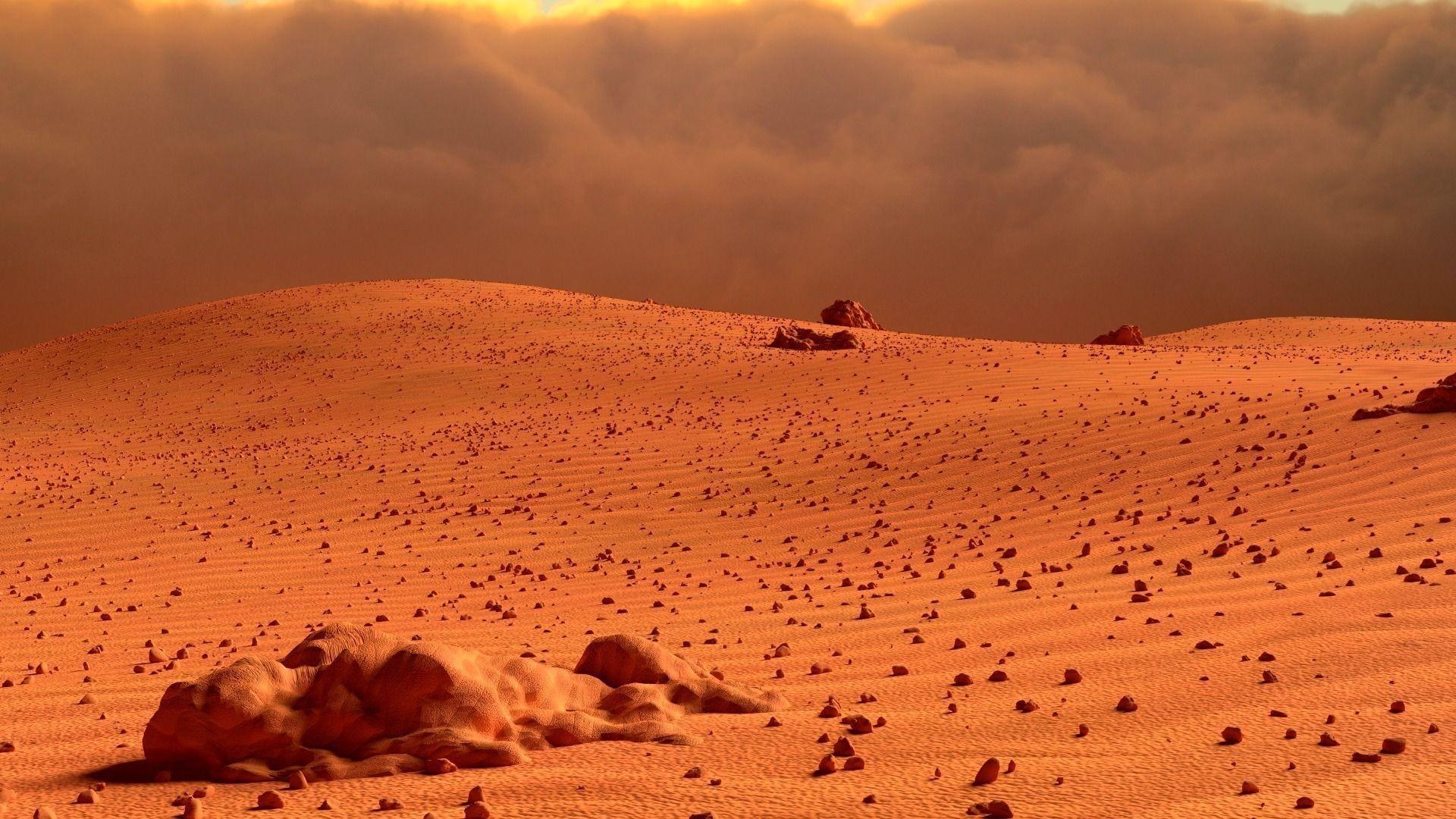 NASA предложило концепцию магнитной защиты Марса