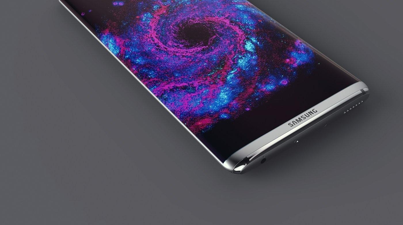 Специалист наглядно сравнил размеры Galaxy S8 иiPhone 7