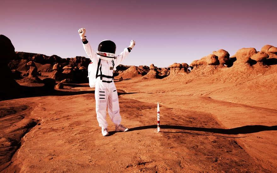 Когда люди заселят Марс— NASA назвало дату