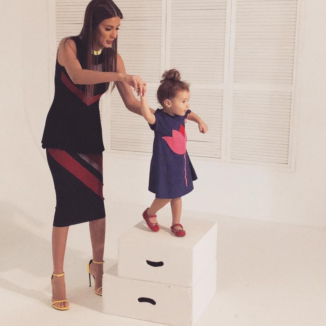 Кети топурия и ее ребенок фото
