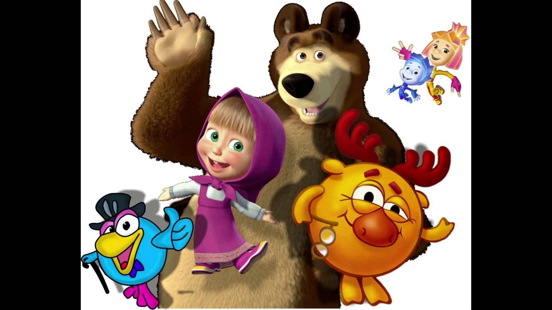 Русский канал для детей наYouTube набрал миллионы фанатов
