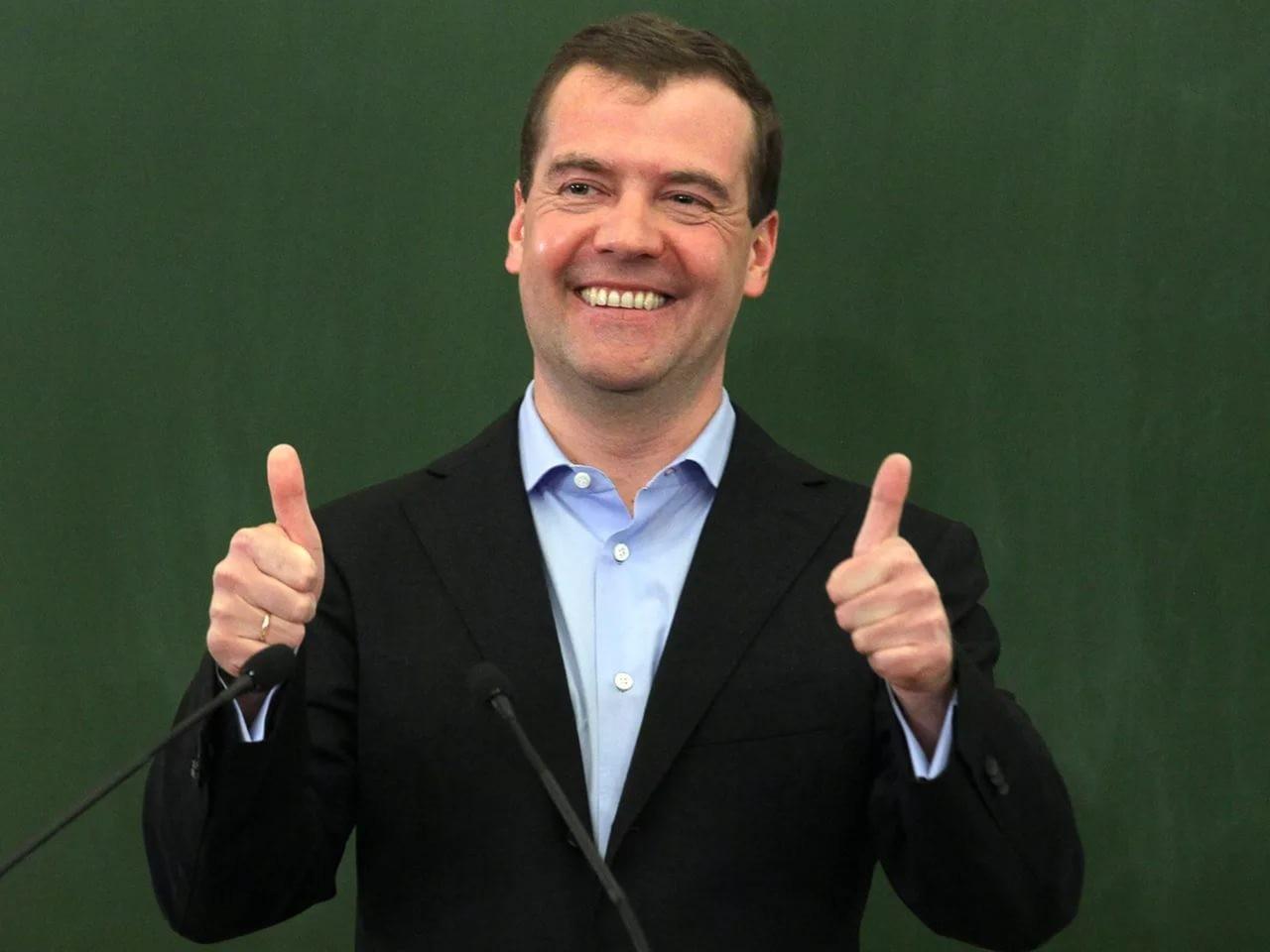 Д. Медведев: Вся вода вбюветах должна быть бесплатной